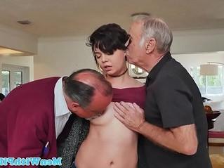 amateur  cock  old man