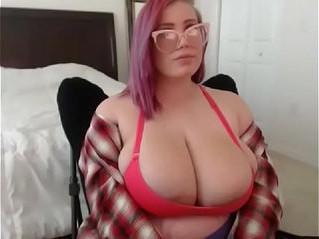 bbw  big tits  camgirl