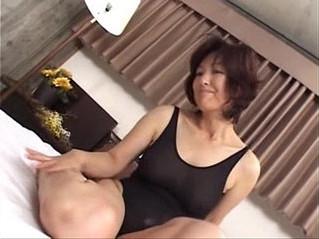 asian  mature  mom