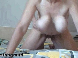 babe   doggy   huge tits