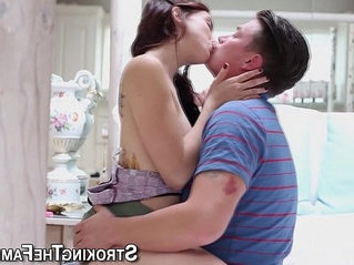 deepthroat   stepfamily   teen