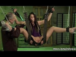 bondage  brutal  sex