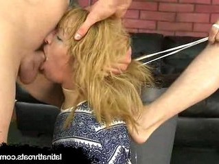 brutal  cock  white chick