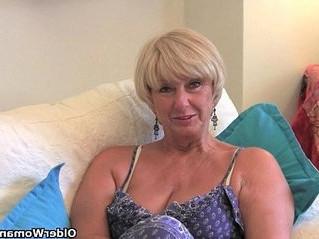 british  gilf  grandma