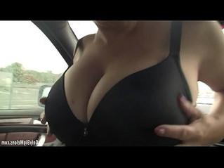 blowjob  cock  huge tits