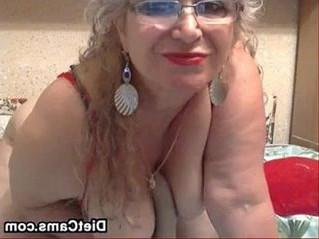 grandma  masturbation