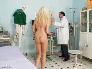 babe   blonde   doctor