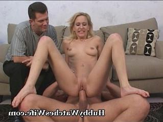 hubby  orgasm  swingers