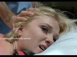 bdsm  blonde  brutal