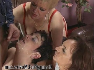 gilf  nasty  orgy