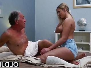 blonde  blowjob  cum