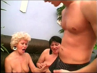 cock  mom  old and young