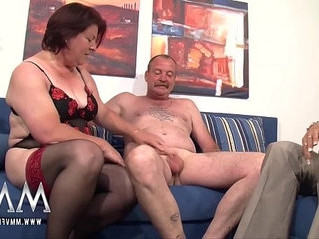 amateur   german   gilf