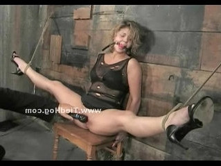 bdsm   bizarre   blonde