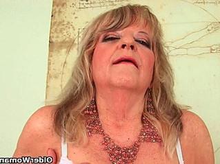 breasts  dildo  grandma