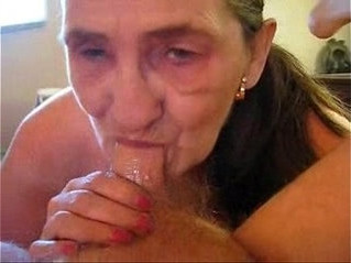 amateur   cum   older